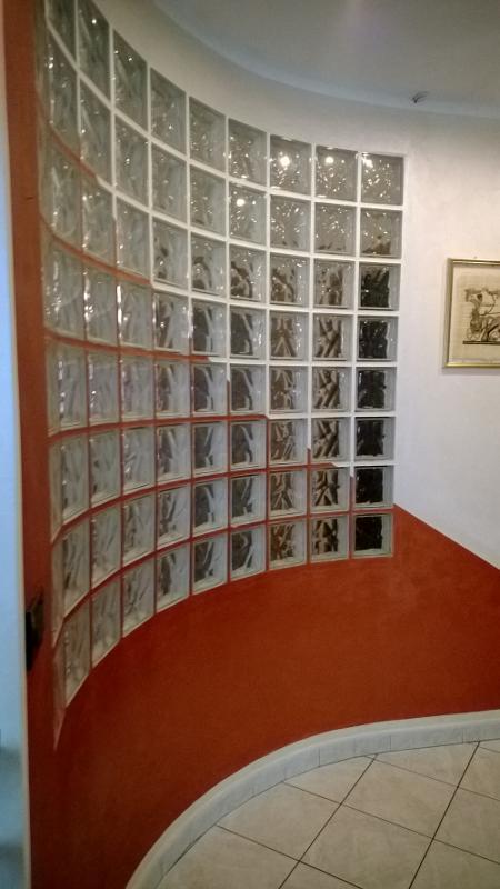 Vetrocemento da parete torino edilrapid trana for Pareti divisorie vetrocemento